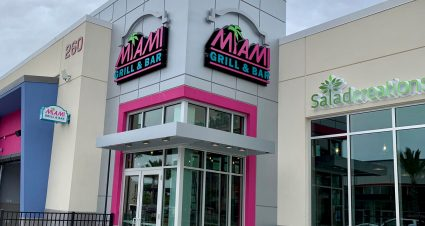 MIAMI GRILL AND BAR OFFICIALLY OPENS AT ONE DAYTONA