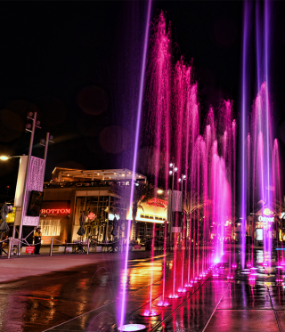 Fountain at One Daytona