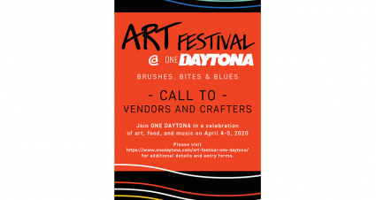 Art Festival @ One Daytona – Call to Vendors & Crafters!