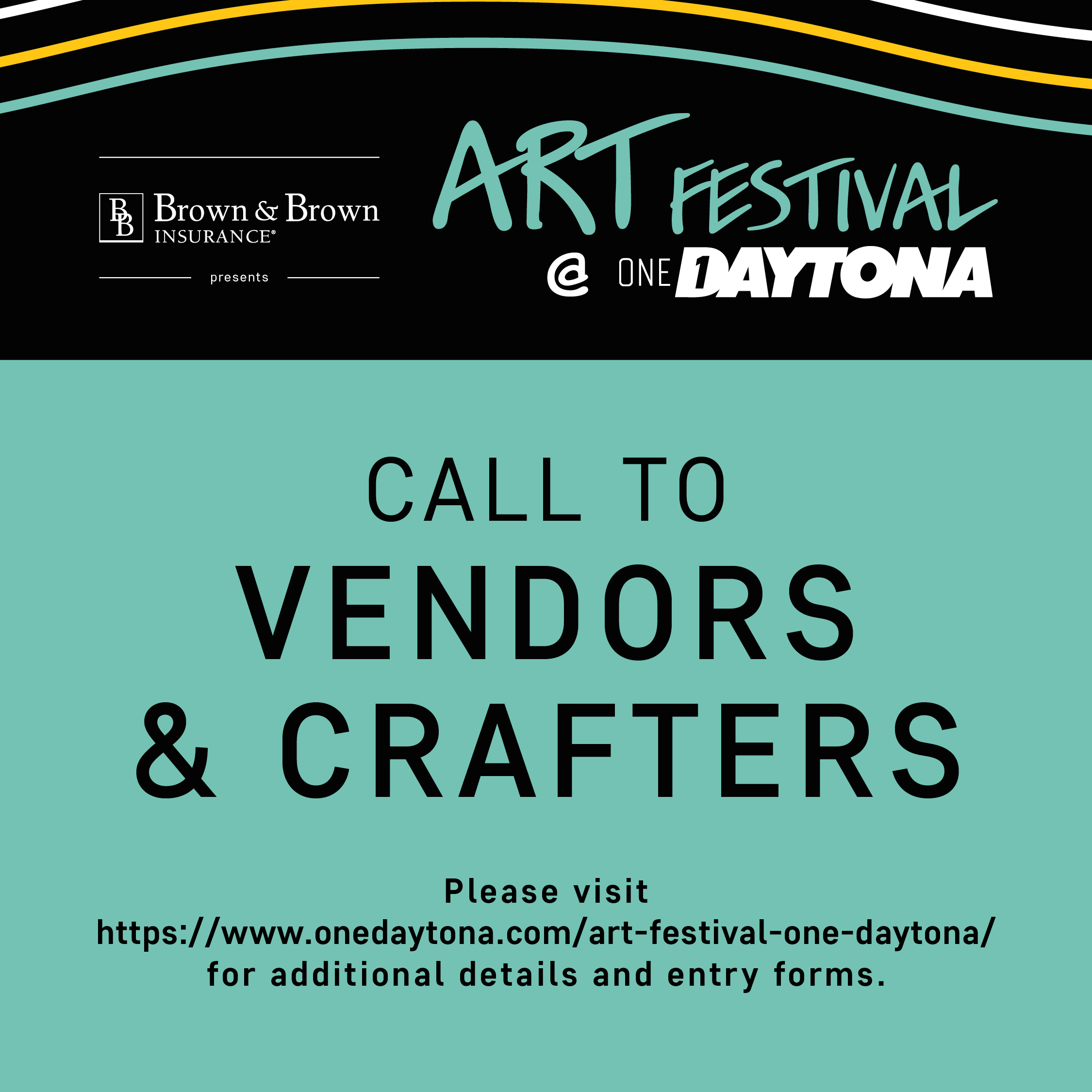 One 20 942329 Art Fest Call Vendor Craft 1080x10802